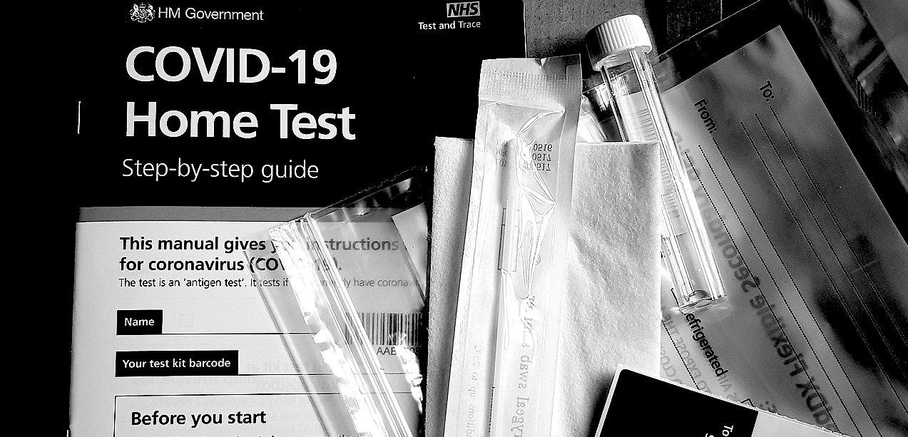 Covid-19 home test kit