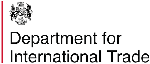 Department for International Trade Logo