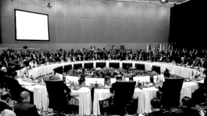 A session of the 10th East Asia Summit (EAS)